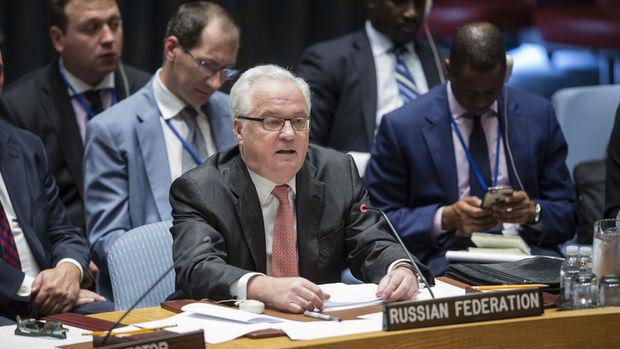 Rusya'nın BM Daimi Temsilcisi: Halep'te savaş bitti