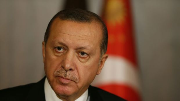 Erdoğan: Terör örgütlerine karşı milli seferberlik ilan ediyorum