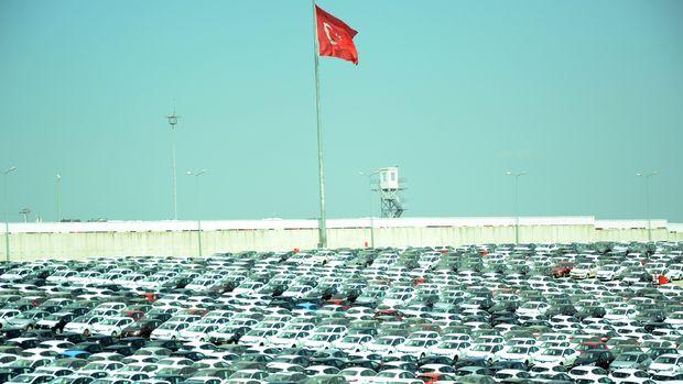 Motorlu araç üretimi Kasım'da yüzde 19 arttı