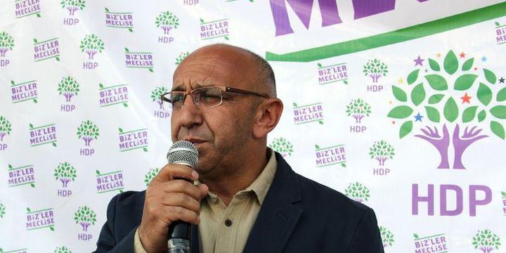 HDP milletvekili Alican Önlü gözaltına alındı