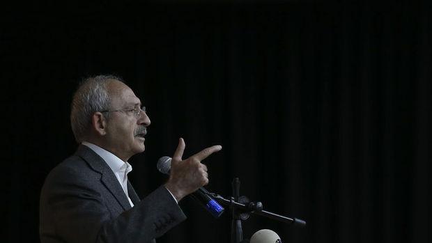 Kılıçdaroğlu: Bizi uygar dünyadan koparacak rejim değişikliğine izin vermeyeceğiz