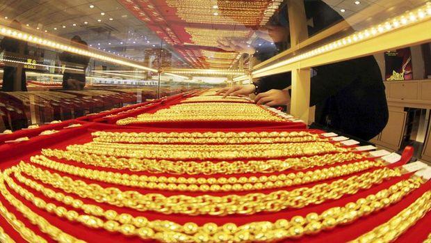 Altının gramı 128 liradan işlem gördü