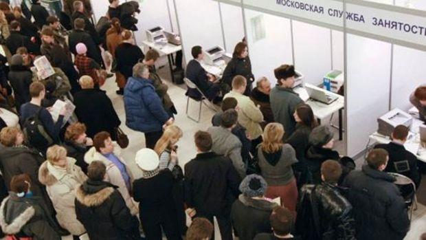 Rusya'da gelirler düştü, işsizlik aynı seviyede kaldı