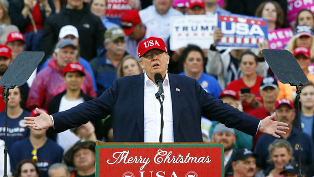 Trump Seçici Kurul oylamasından 304 oyla çıktı