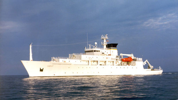 Çin ABD'ye ait insansız denizaltıyı iade etti
