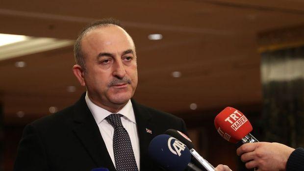 Çavuşoğlu: Elçilik sokağına Karlov'un adını vereceğiz