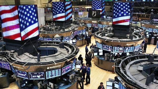 ABD hisseleri finans grubuyla yükseldi