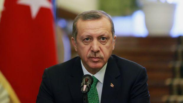 Cumhurbaşkanı Erdoğan: El-Bab'ın Halep'le olan yol hattı tamamıyla kontrol altında