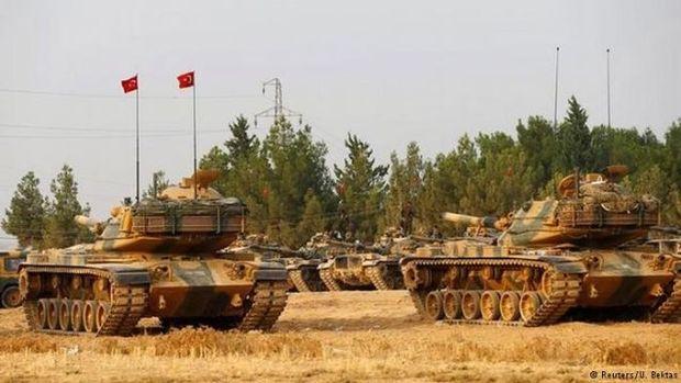 Fırat Kalkanı Harekatı'nda 14 Türk askeri şehit