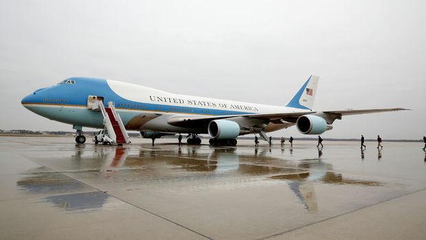 Trump yeni uçak için Boeing'den maliyeti düşürme sözü aldı
