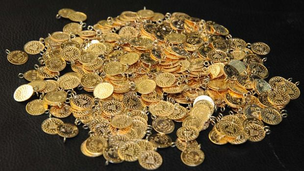 Altının gramı 128 liranın altında