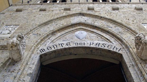 Monte Paschi'nin kamulaştırılmaya yöneldiği belirtildi