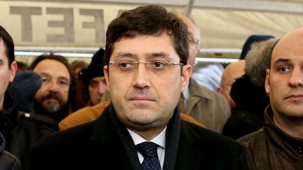 CHP'den Murat Hazinedar'a uyarı cezası