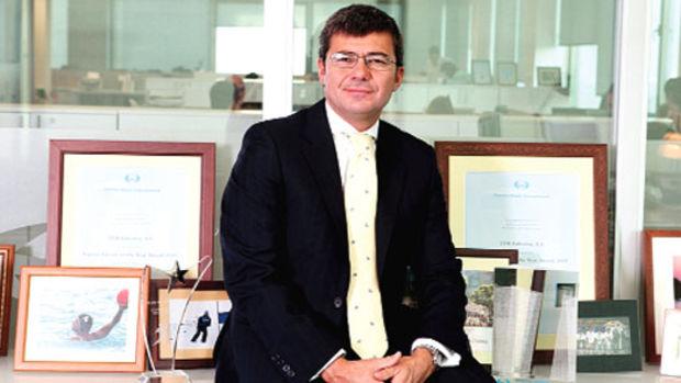 TEB Faktoring Genel Müdürü Baydar 2. kez FCI Başkanı oldu