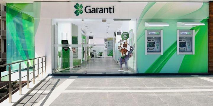 Garanti Bankası 5 yıl vadeli seküritizasyon kredisi sağladı