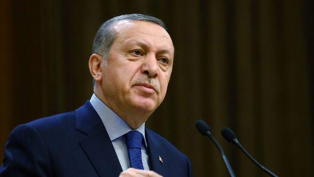 Erdoğan: Ekonomide son dönemde bir durgunluk olduğunu görüyoruz
