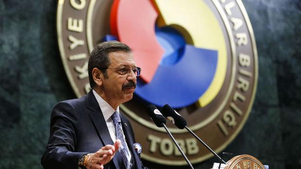 TOBB/Hisarcıklıoğlu: Manavgat Türkiye'nin cari açığını 5 milyar dolar azaltıyor