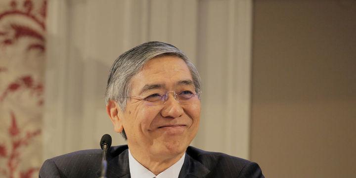 BOJ/Kuroda: Genişlemenin bu turunda enflasyon hedefine ulaşılmalı
