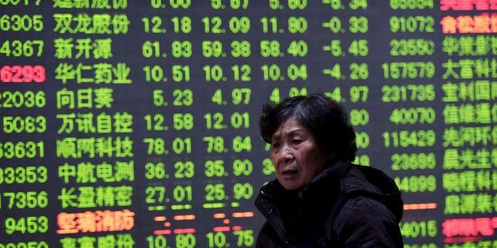 """Çin hisseleri """"emlak sektörü"""" ile düşüşünü sürdürdü"""