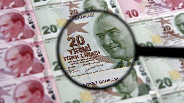 Türk Lirası mevduata 4 ayda 60 milyar TL geldi