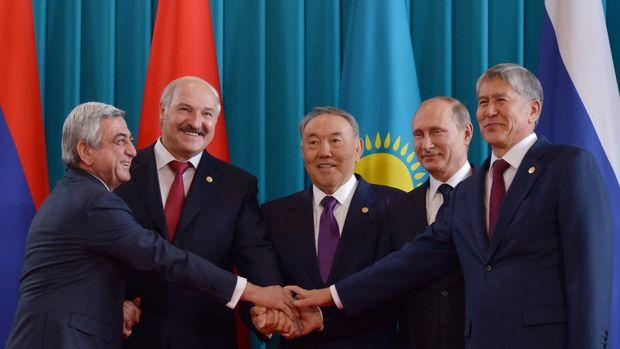 Avrasya Ekonomik Yüksek Konseyi toplantısı yapıldı