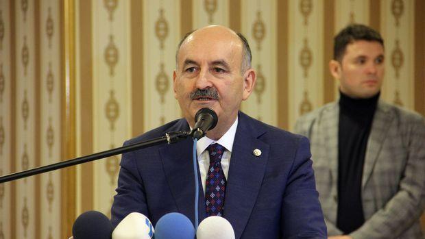 Mehmet Müezzinoğlu'ndan taşeron işçi açıklaması