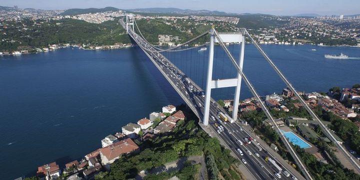 Köprü ve otoyol gelirleri 1,1 milyar lirayı geçti