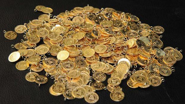 Altının gramı 128,7 liraya yükseldi