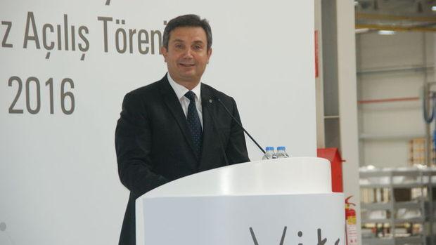 Eczacıbaşı'nın yeni CEO'su Atalay Gümrah oldu