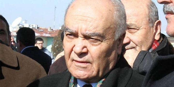 Eski Adalet Bakanı Seyfi Oktay