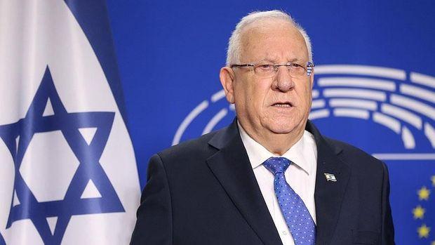 İsrail Cumhurbaşkanı Rivlin'den BMGK kararına tepki