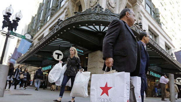 ABD'de tüketici güveni 15 yılın zirvesine çıktı