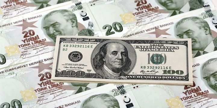 Dolar/TL 3.55
