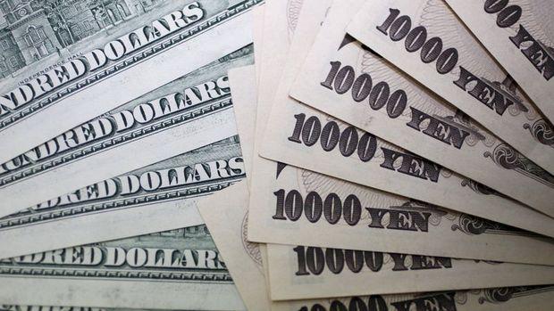 Dolar yen karşısında 117'nin altına geriledi
