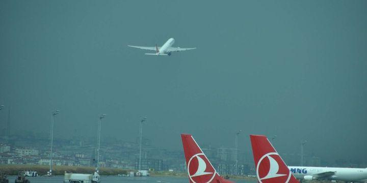 Şiddetli rüzgar İstanbul