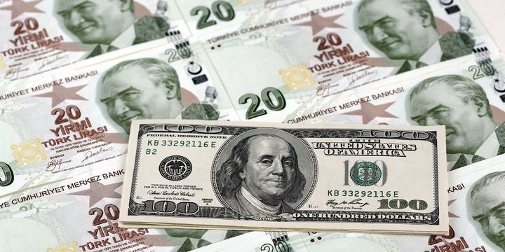 Dolar/TL 3.52