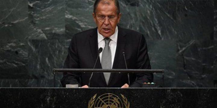 Lavrov: Putin