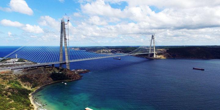 Osmangazi ve Yavuz Sultan Selim Köprüsü