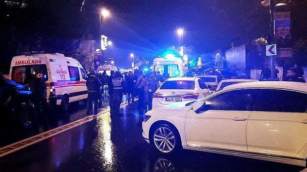 Ortaköy'de Reina'ya terör saldırısı: 39 kişi yaşamını yitirdi
