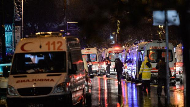 Görgü tanıkları Reina'daki saldırıyı anlattı