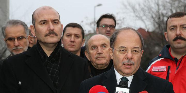 Sağlık Bakanı Akdağ terör saldırısı hakkında bilgi verdi