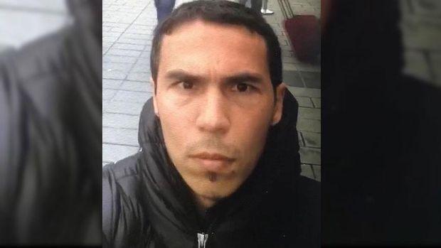 Ortaköy'deki saldırıyı düzenleyen teröristin yeni fotoğrafı ortaya çıktı