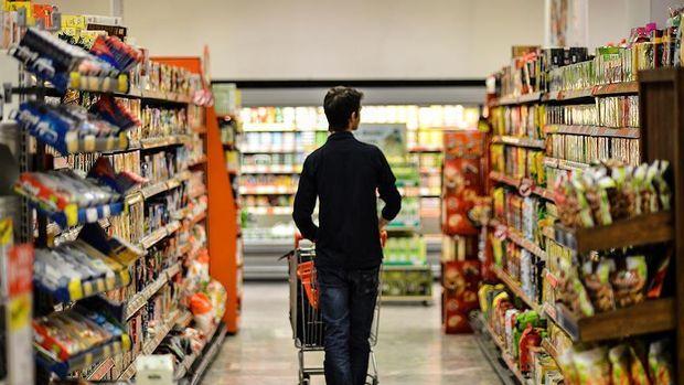 Gıda enflasyonu son 4 yılın en düşük seviyesine geriledi