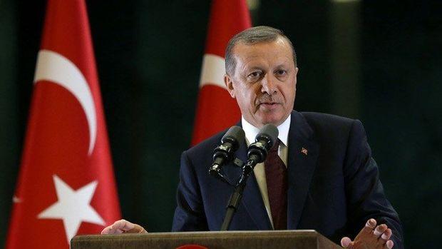 Erdoğan: Türkiye yeni bir istiklal mücadelesi içindedir