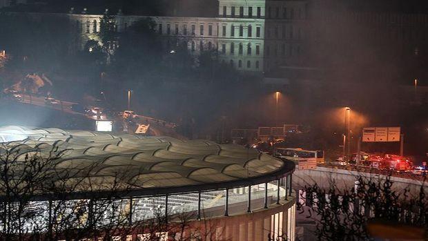 Beşiktaş'taki terör saldırısında yaralanan polis şehit oldu