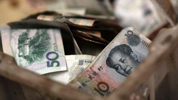 Offshore yuan yaklaşık 6 yılın en büyük yükselişini kaydetti