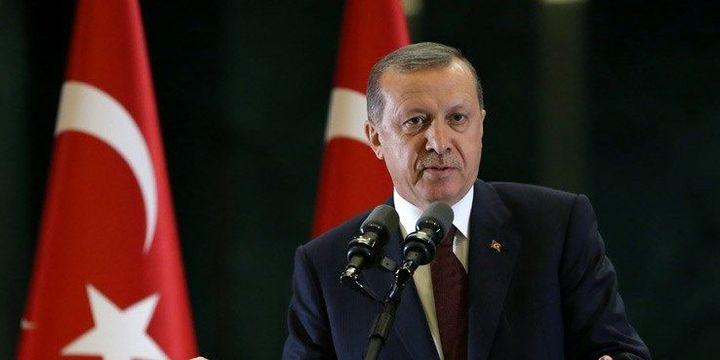 Cumhurbaşkanı Erdoğan: Biz bu ülkeyi cenk meydanlarında kurduk