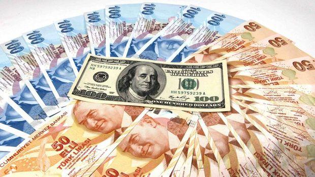 Dolar/TL 3.74'ü aştı
