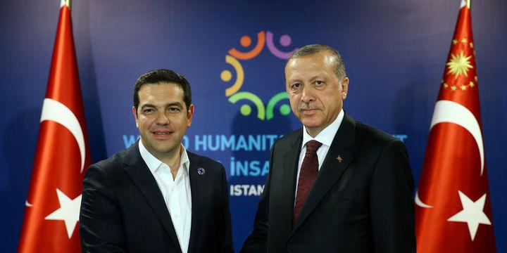 Erdoğan Çipras ile Kıbrıs