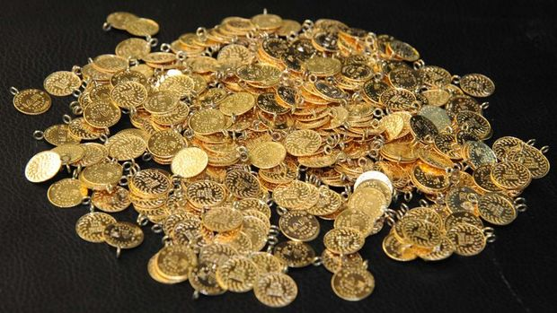 Kapalıçarşı'da altın fiyatları - 17 Ocak 2017